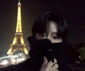 aesthetic, boy, and paris image