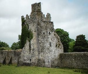 ireland and medieval image