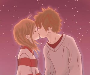 anime, kiss, and bokura ga ita image