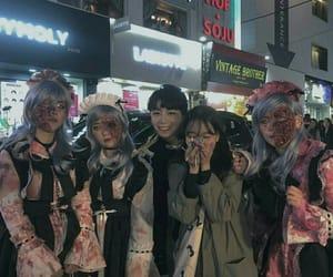 зомби, япония, and горничные image