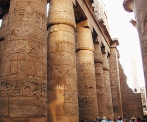 ancient, egypt, and flickr image