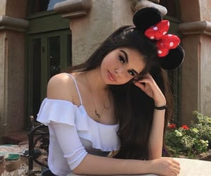 disney, minnie mouse, and white top image