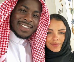 couple, goals, and muslim image
