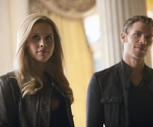 the vampire diaries, rebekah, and claire holt image