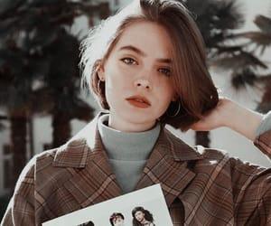 girl and aesthetic image