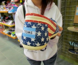 toms, girl, and photography image