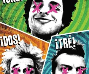 cool, green day, and posters image