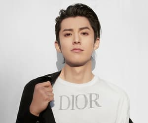 boy, dylan wang, and meteor garden 2018 image