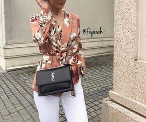 ysl yves saint laurent, sac bag bags, and ootd tenue love image