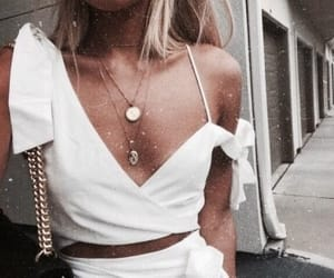 accessoires, necklace, and fashion image
