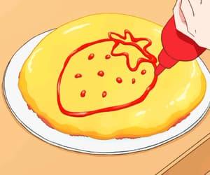 anime, anime food, and aikatsu image