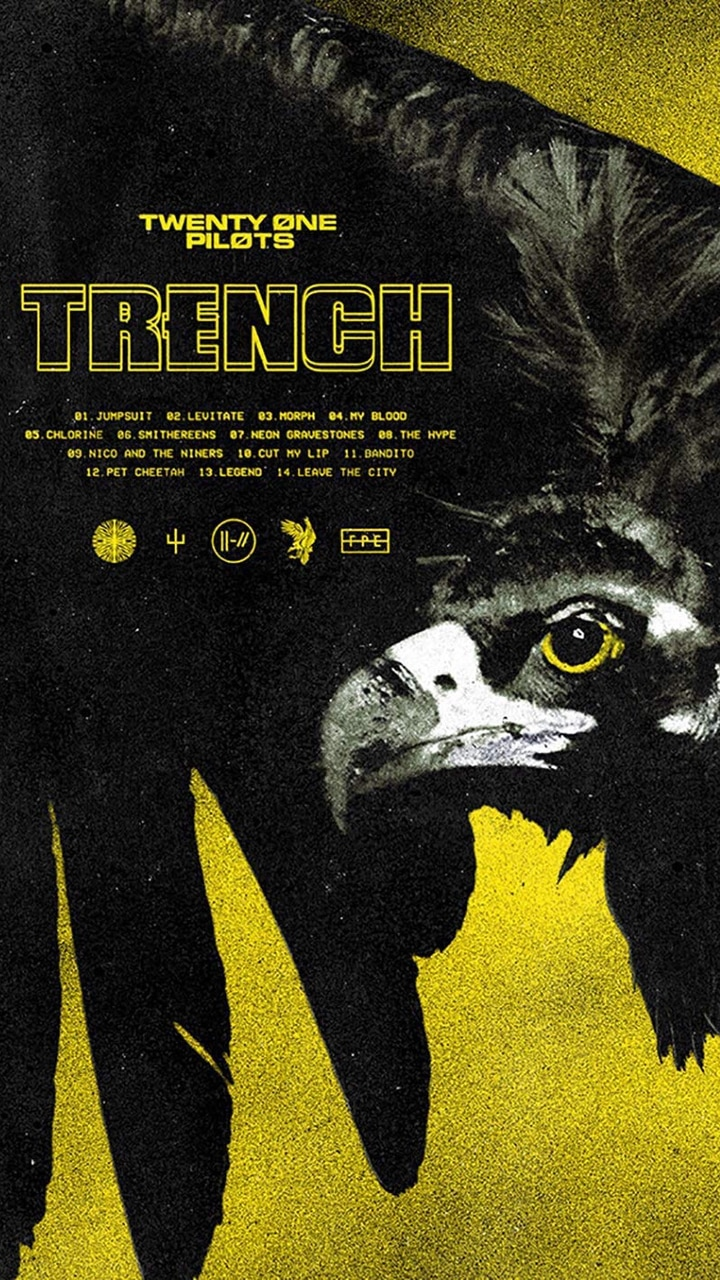 I Made The Trench Album Cover Into A Wallpaper For My Fellow Clikkies
