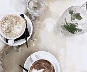 latte and fresh taste image