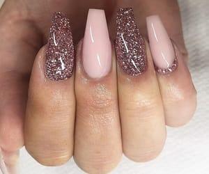 heart, like, and nails image