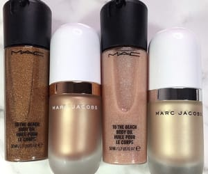 makeup, cosmetics, and glitter image