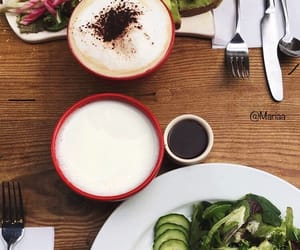 coffee, healthy, and paris image
