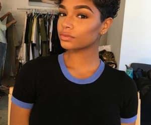 beauty, cut, and short hair image