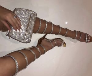 diamond, nails, and accessories image