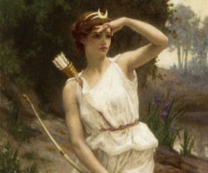 artemis, art, and diana image