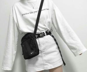fashion, korean fashion, and minimal image