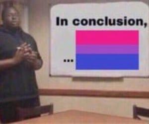 bisexual, bi, and bisexualmeme image