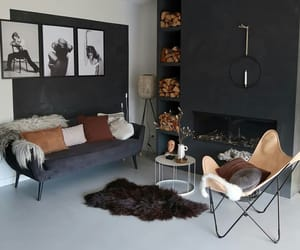 aesthetic, black, and decor image