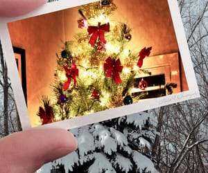 christmas, cozy, and photo image