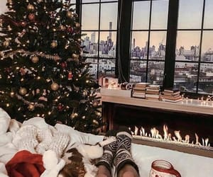cozy, happiness, and merry christmas image