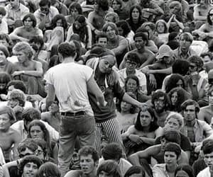 festival, woodstock, and love image