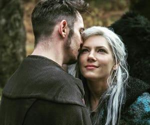 vikings, vikingos, and lagertha image
