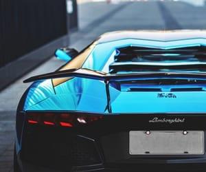 car and Lamborghini image