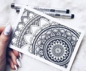 arte, dibujo, and ilustraciones image