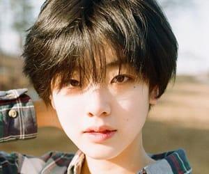 actress, asian girl, and hair image