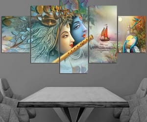 etsy, giclee canvas print, and multi panel canvas image