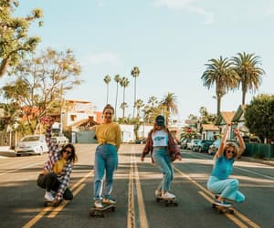 girls and skate image