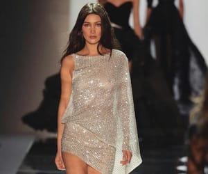 celebrity, model, and runway image