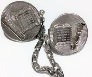 etsy, torah, and vintage accessory image