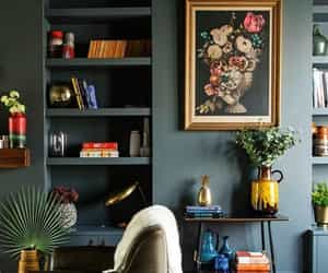 home, home decor, and living room image