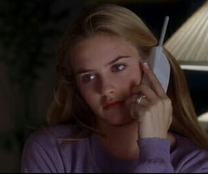 Clueless, alicia silverstone, and vintage image