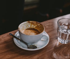 coffee and water image