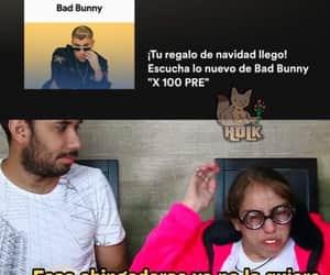 meme, memes, and bad bunny image