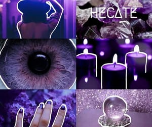 aesthetic, fantasy, and hecate image