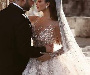 wedding, love, and düğün  image