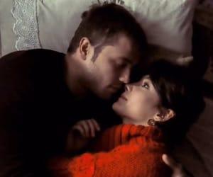 kiss, sleep, and winter image