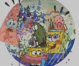 spongebob, spongebob squarepants, and edits image