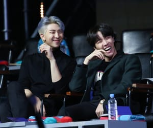 bts, jhope, and rm image