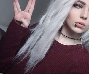 light hair image