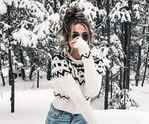 cold, winter, and vibes image
