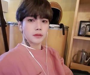 boy, korea, and gay image