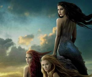 beauty, fantasy, and ocean image